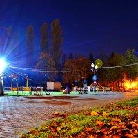 Ночь в парке :: Иван Николаевич