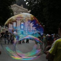 Мыльные пузыри-14. :: Руслан Грицунь
