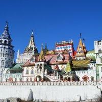Кремль в Измайлово :: Арина