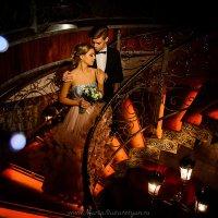 Свадебная фотосессия Вячеслава и Евгении :: Мария Назаретян