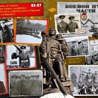 Разворот семейного фотожурнала - служба в армии ГСВГ :: Oleg Goman