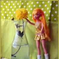 Подарите цветок :: Андрей Заломленков