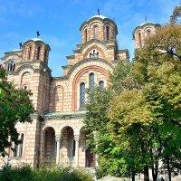 Церковь Святого Марка в Белграде :: Денис Кораблёв