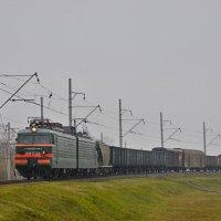 Электровоз ВЛ11-572 :: Денис Змеев