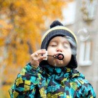 Пызырьчатое счастье :: Екатерина Короткова