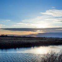 Осенняя вода :: Татьяна Курамшина