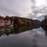 Осенний, пасмурный день ... :: Владимир Икомацких