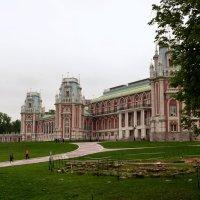 Дворец построил Казаков, руины тут Баженова. :: Владимир Болдырев