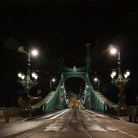 Ночной Будапешт :: Ирина Белая