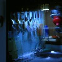 Кухня. Ночь. :: Валерия  Полещикова