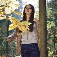 Осенняя :: Дарья Богун