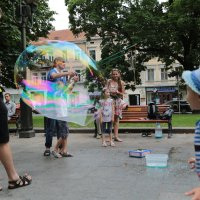 Мыльные пузыри-20. :: Руслан Грицунь