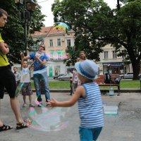 Мыльные пузыри-18. :: Руслан Грицунь