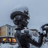 Снегопад, снегопад не мети мне на косы :: игорь щелкалин