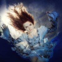Underwater portrait :: Дмитрий Лаудин