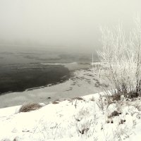 Начало ледостава. :: nadyasilyuk Вознюк