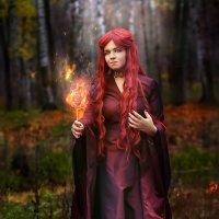 Огненная фея :: Виктор Седов