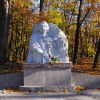 Памятник. :: Антонина Гугаева