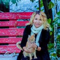 Первый снег в октябре :: Альбинка Касимова