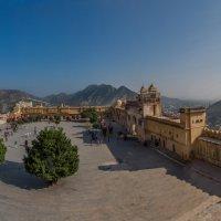 Индия.зимний дворец.Провинция Джайпур. :: юрий макаров