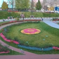 Парк у Храма Христа Спасителя :: Мила