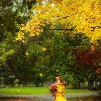 Ларина-лесная фея :: Оксана Чепурнаева