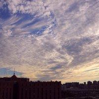 Небесная палитра :: ирина Пронина