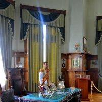 Ливадийский дворец-Кабинет Николая II :: Александр Костьянов