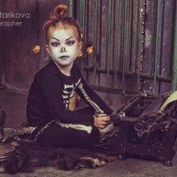 Эмилия & Halloween :: Ксения Старикова
