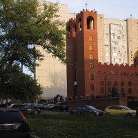 храм Ассирийской церкви Востока в Москве :: mig-2111 Новик