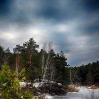 зимняя речка :: Натали Акшинцева
