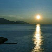 Ослепительное солнце :: Александр Бойко