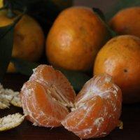 Мандарины-витамины... :: Ирина Королева