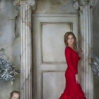 мамочка и дочь! :: Нимфа N