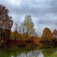 Поздняя осень :: Вячеслав Минаев
