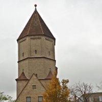 Jakobertor, Augsburg (15. Jahrhundert. ) :: Galina Dzubina