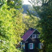 Улочки возле замка Шлосс Бург. :: Валерий Новиков
