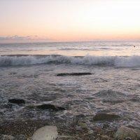 море на закате дня :: elena manas