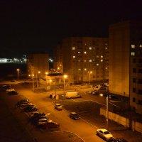 Новостройки, взгляд с шестого этажа. :: Михаил Болдырев