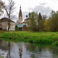 Теплый сентябрь. Никольский храм (местное) :: Святец Вячеслав