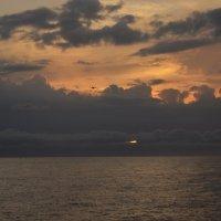 Море.Облака.Самолет. :: Светлана Винокурова