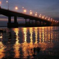 Самара. Южный мост. :: Александр Алексеев