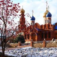 Мужской монастырь :: Александр Алексеев