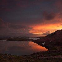 Ночь в горах :: Валерий Козуб