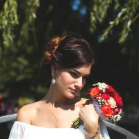 """""""Букет невесты"""" :: Кристина Озерова"""