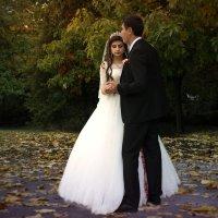 осенняя свадьба :: Юлия Дягилева