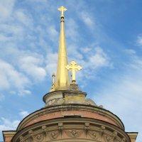 Церковь Михаила Архангела. Михайловский замок. :: Маера Урусова