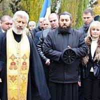 Поминальна служба по Олексію Вербицькому що загинув в АТО :: Степан Карачко