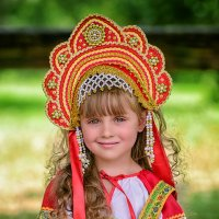Русские сказки :: Виктория Дубровская