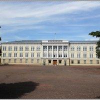 Главное здание школы офицеров запаса :: Вера